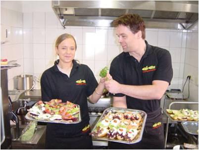 Catering Service des Café Eins