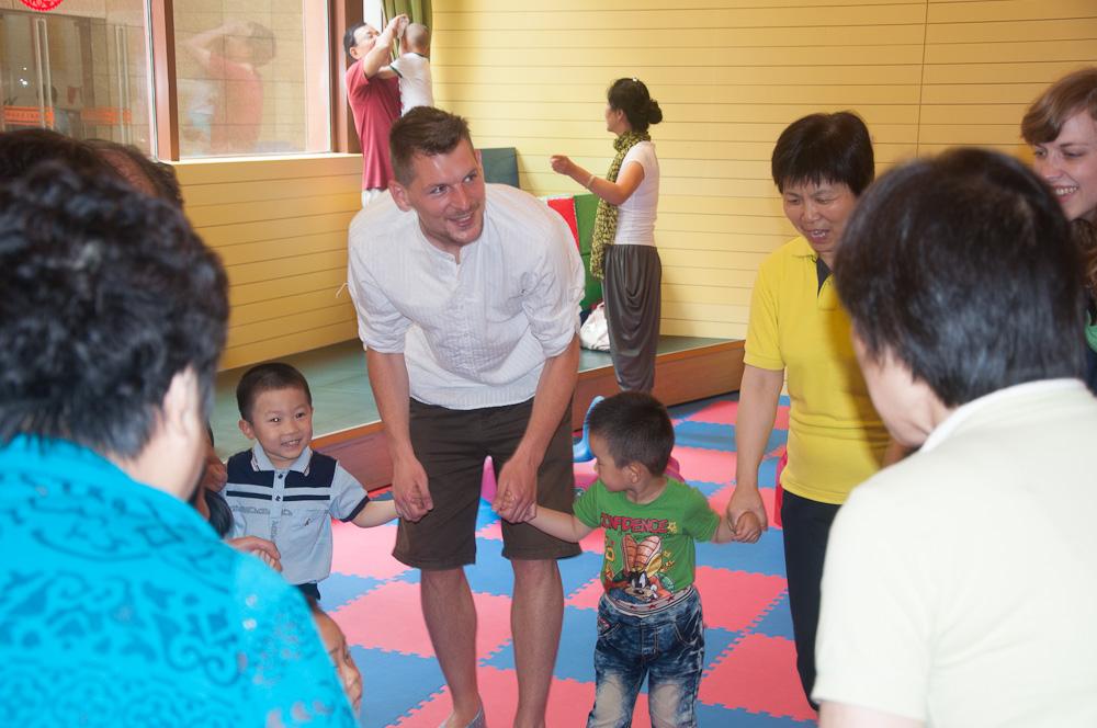 Community Center of Huangpu District 参观黄浦区社区活动中心