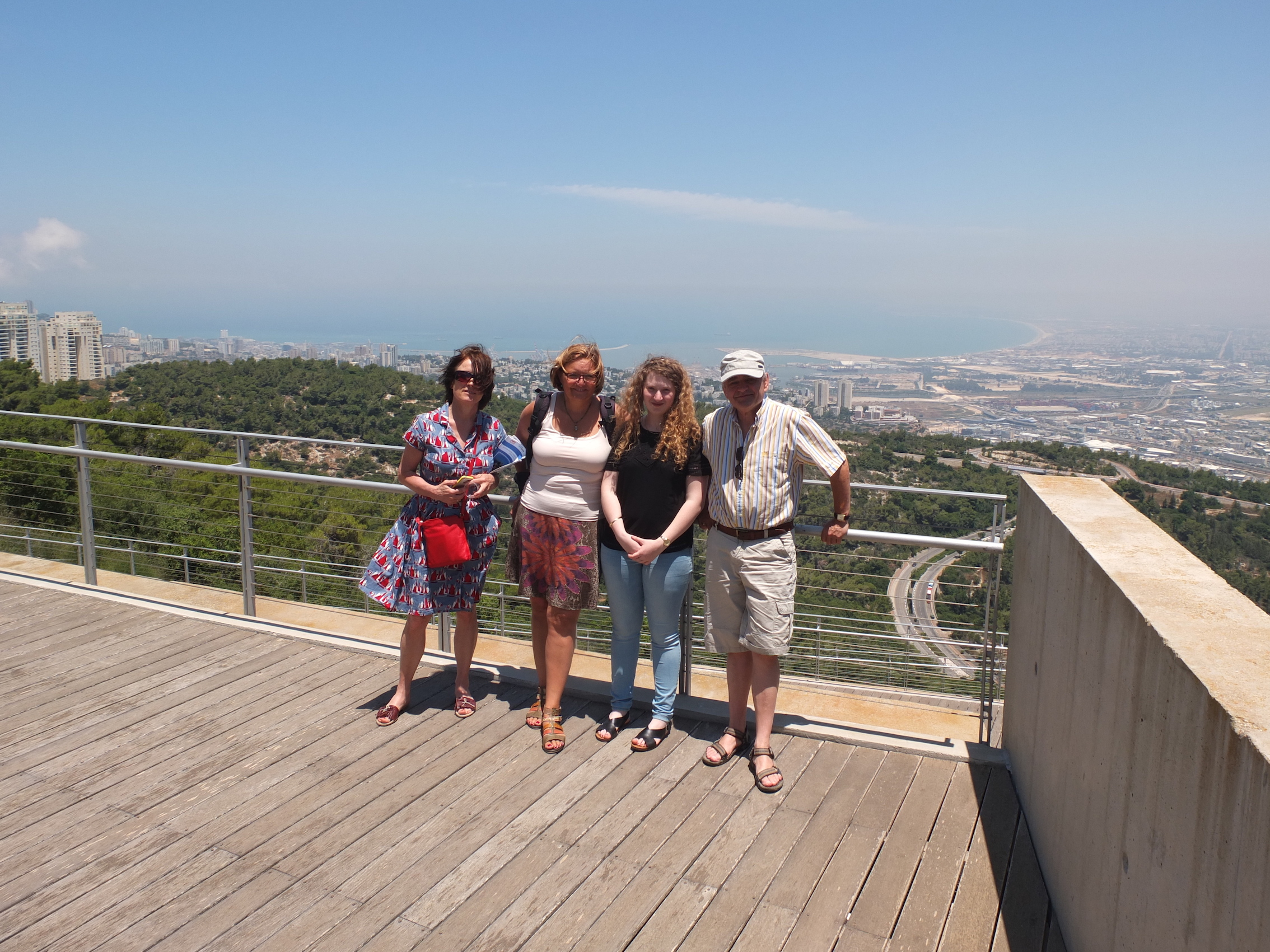 Haifa Universtiy Jewish-Arab Community Leadership Program